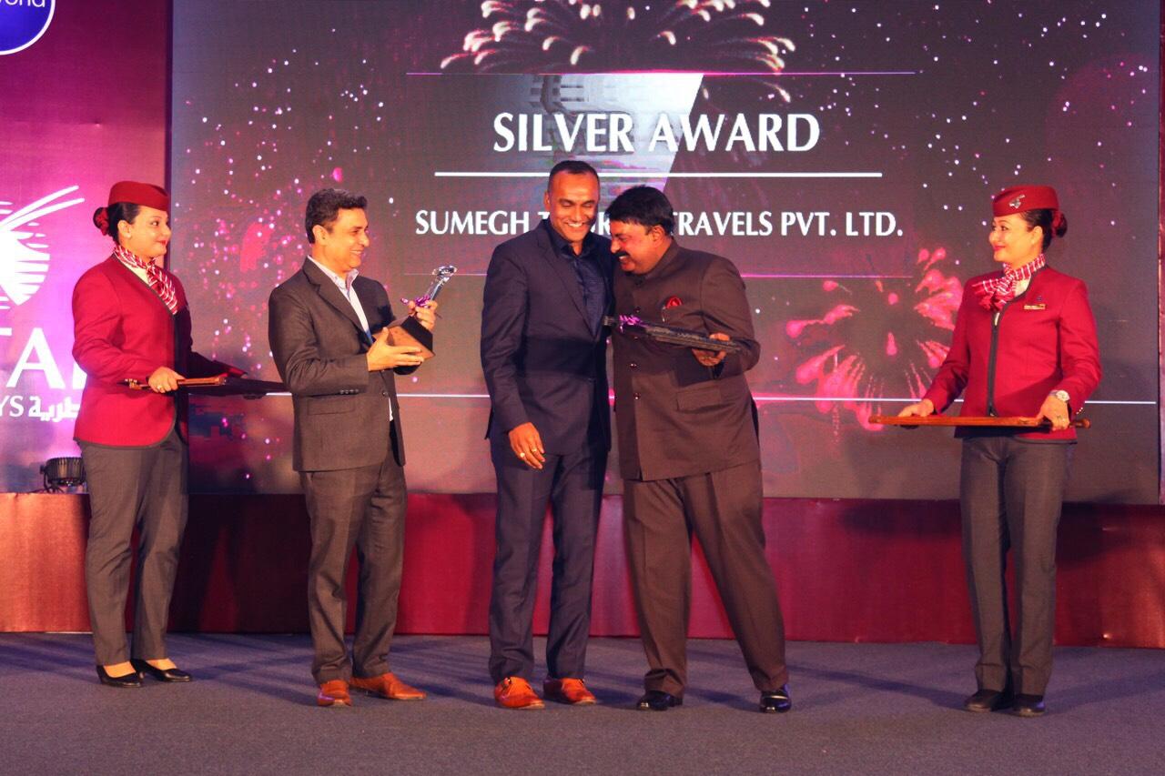 Qatar airways Award 2016/017